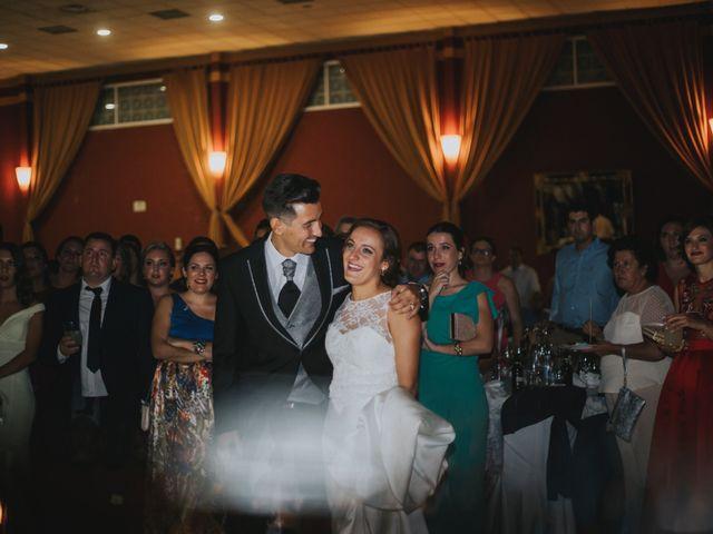 La boda de Jose Antonio y Rocio en Lora Del Rio, Sevilla 1