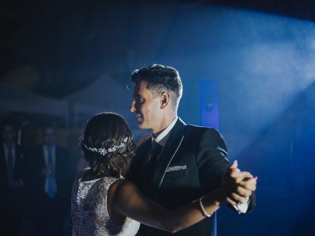 La boda de Jose Antonio y Rocio en Lora Del Rio, Sevilla 65