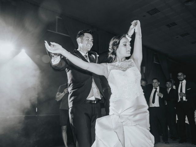 La boda de Jose Antonio y Rocio en Lora Del Rio, Sevilla 67