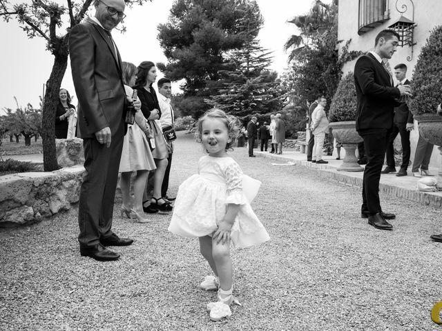 La boda de Edu y Belén en Geldo, Castellón 6