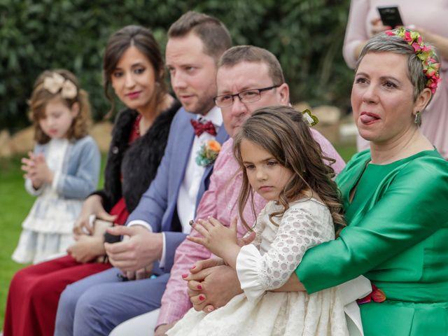 La boda de Edu y Belén en Segorbe, Castellón 7