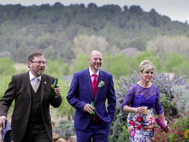 La boda de Edu y Belén en Geldo, Castellón 9