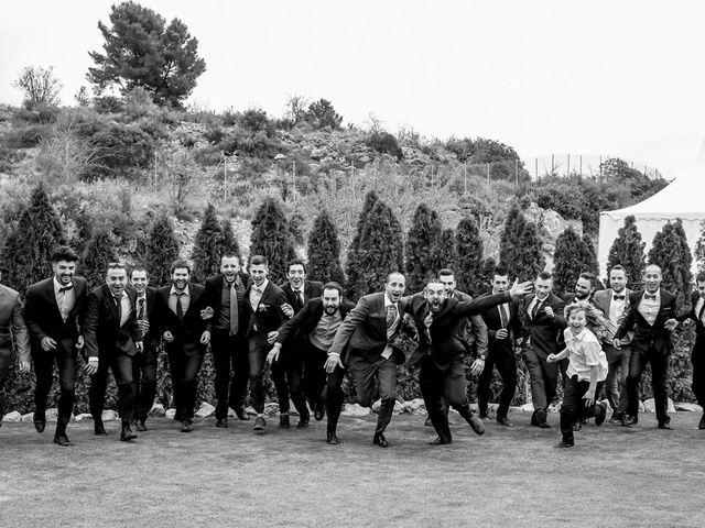 La boda de Edu y Belén en Geldo, Castellón 11