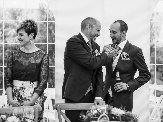 La boda de Edu y Belén en Segorbe, Castellón 12