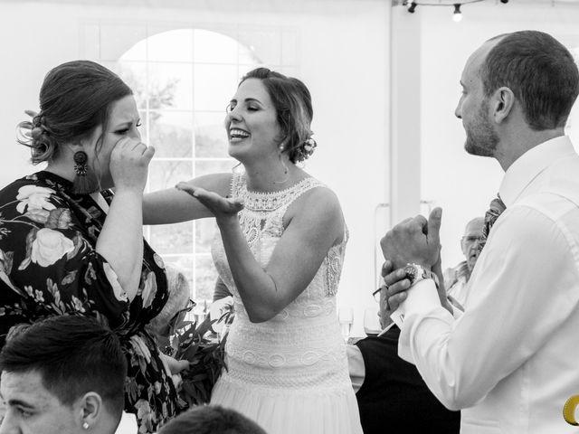 La boda de Edu y Belén en Geldo, Castellón 14