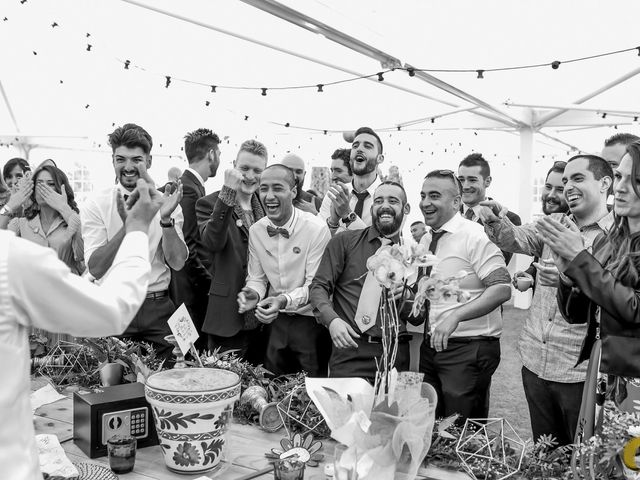 La boda de Edu y Belén en Geldo, Castellón 15