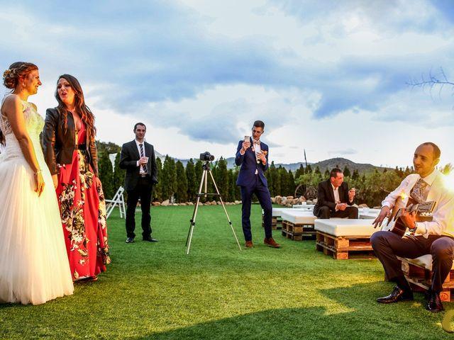 La boda de Edu y Belén en Geldo, Castellón 17