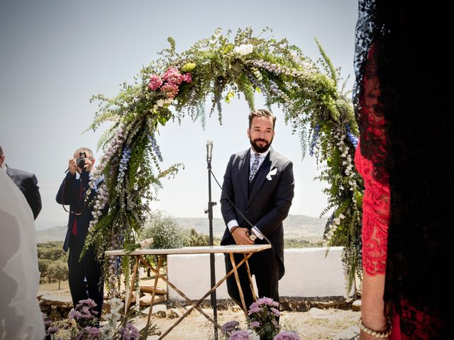 La boda de Moisés y María en Ubeda, Jaén 13