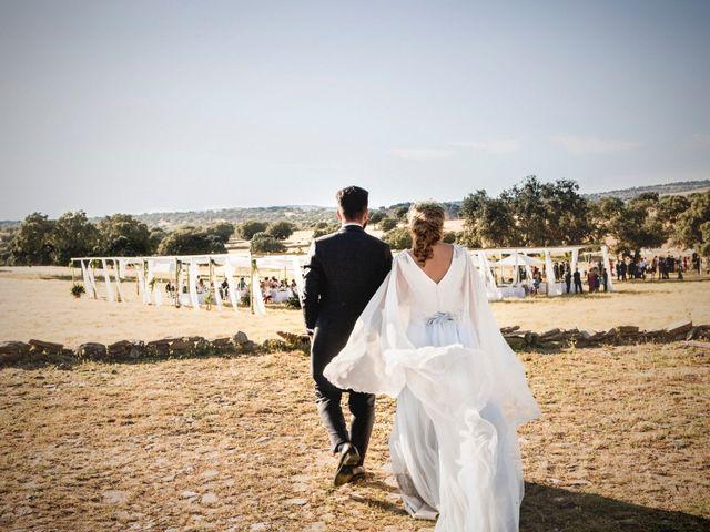 La boda de Moisés y María en Ubeda, Jaén 2