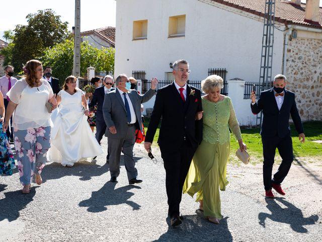 La boda de Fer y Vic en Segovia, Segovia 27