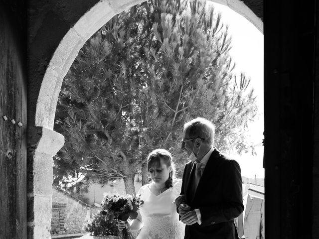 La boda de Fer y Vic en Segovia, Segovia 35