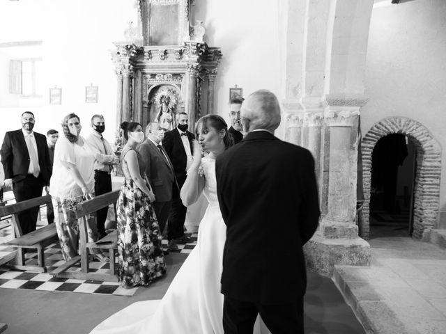La boda de Fer y Vic en Segovia, Segovia 42