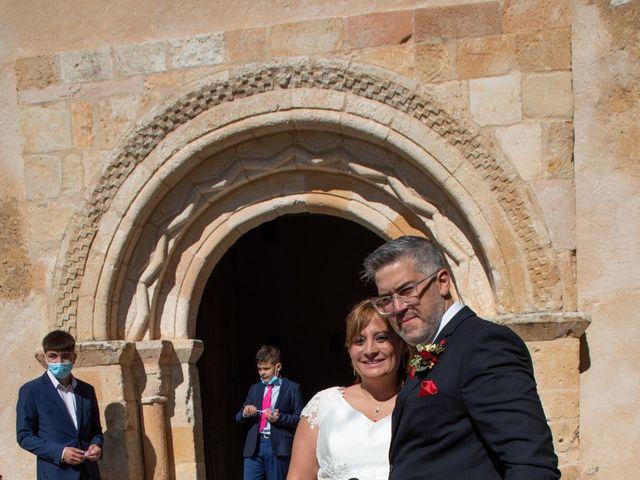 La boda de Fer y Vic en Segovia, Segovia 57