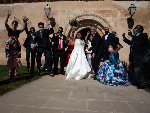 La boda de Fer y Vic en Segovia, Segovia 58