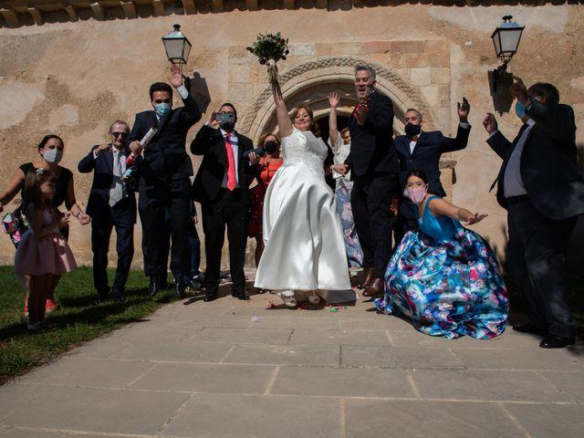 La boda de Fer y Vic en Segovia, Segovia 1