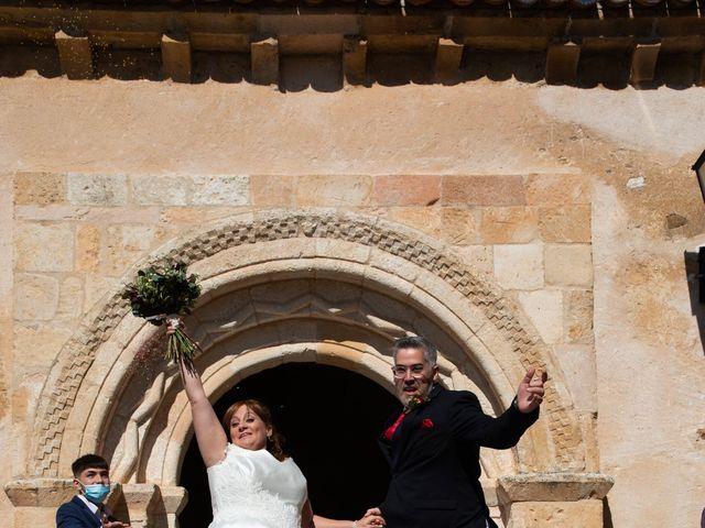 La boda de Fer y Vic en Segovia, Segovia 61