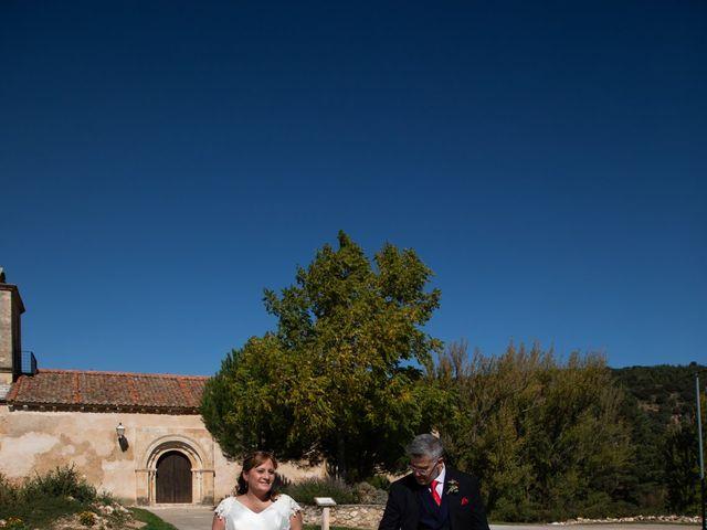 La boda de Fer y Vic en Segovia, Segovia 62