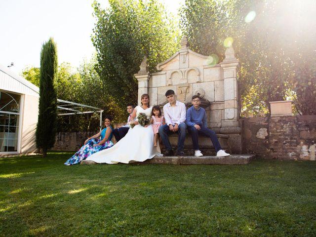 La boda de Fer y Vic en Segovia, Segovia 69