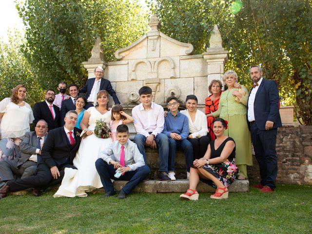 La boda de Fer y Vic en Segovia, Segovia 70