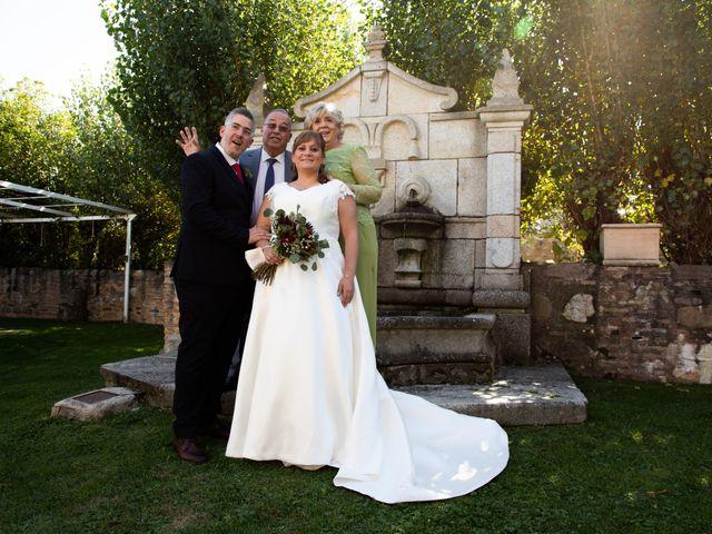 La boda de Fer y Vic en Segovia, Segovia 72