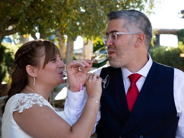 La boda de Fer y Vic en Segovia, Segovia 82