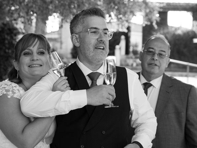 La boda de Fer y Vic en Segovia, Segovia 84
