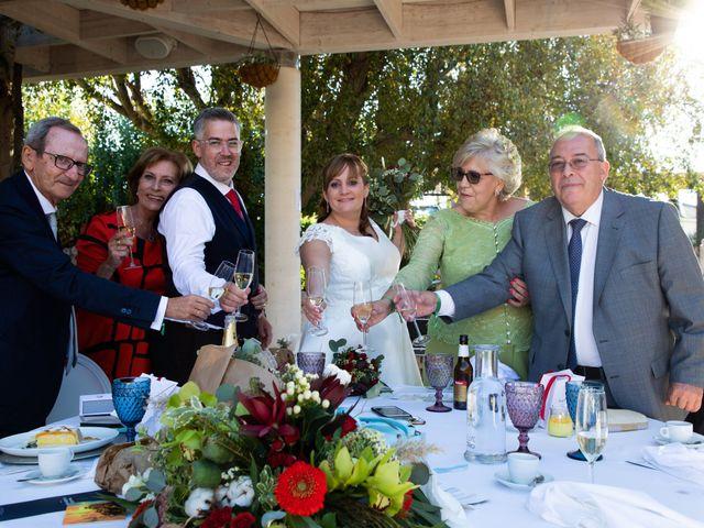 La boda de Fer y Vic en Segovia, Segovia 86