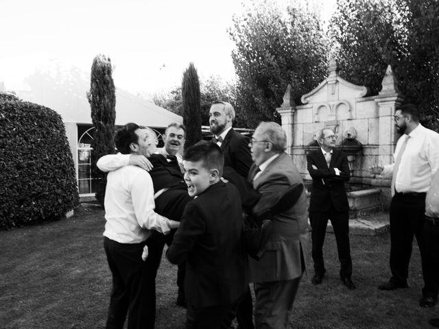 La boda de Fer y Vic en Segovia, Segovia 90