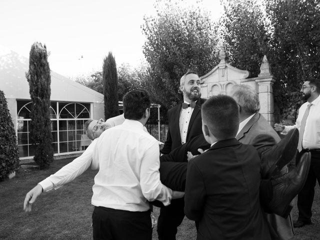 La boda de Fer y Vic en Segovia, Segovia 91