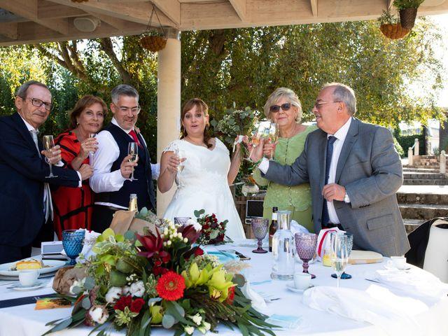 La boda de Fer y Vic en Segovia, Segovia 93
