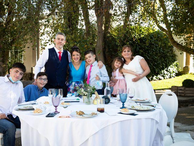 La boda de Fer y Vic en Segovia, Segovia 94
