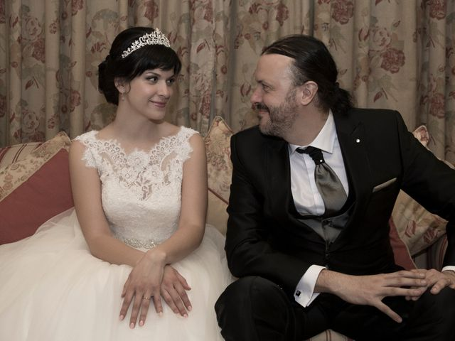 La boda de Ekaterina y Javier