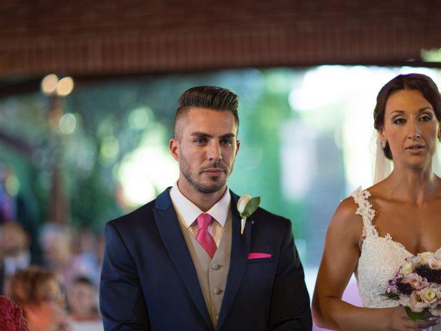 La boda de Miriam y Fran