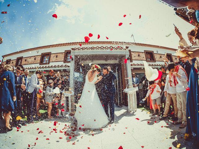 La boda de Arancha y Samuel