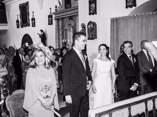 La boda de Miguel Ángel y Verónica en Sotosalbos, Segovia 11