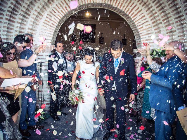 La boda de Miguel Ángel y Verónica en Sotosalbos, Segovia 12