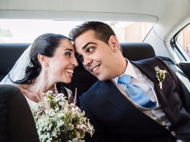 La boda de Miguel Ángel y Verónica en Sotosalbos, Segovia 14