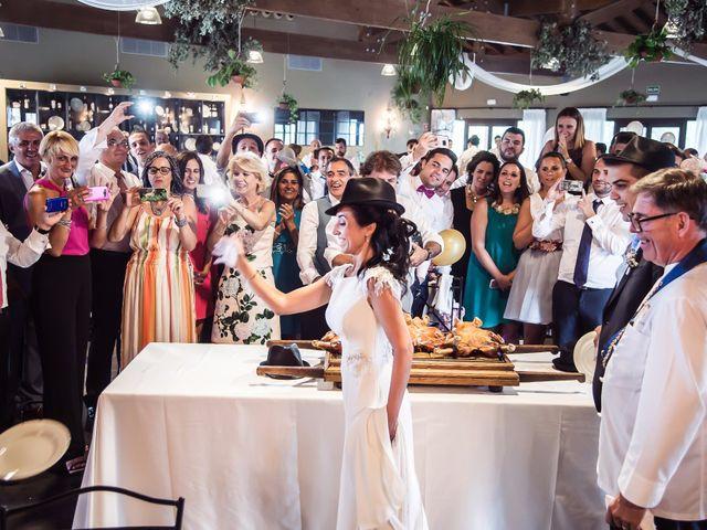 La boda de Miguel Ángel y Verónica en Sotosalbos, Segovia 18