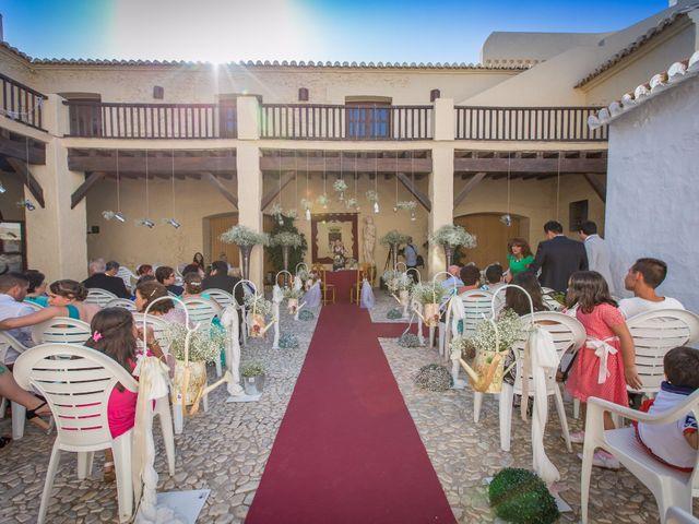 La boda de Jose y Lucía en Nerja, Málaga 7