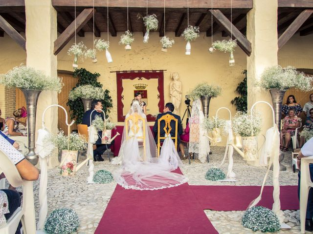 La boda de Jose y Lucía en Nerja, Málaga 9