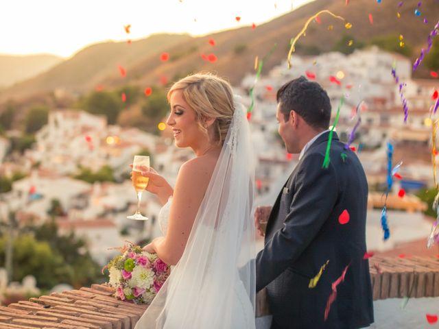 La boda de Jose y Lucía en Nerja, Málaga 12