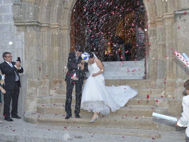 La boda de José Manuel y Adela M. en Barcarrota, Badajoz 1