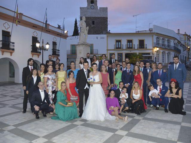 La boda de José Manuel y Adela M. en Barcarrota, Badajoz 2