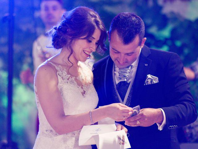 La boda de Cristina y Nolasco
