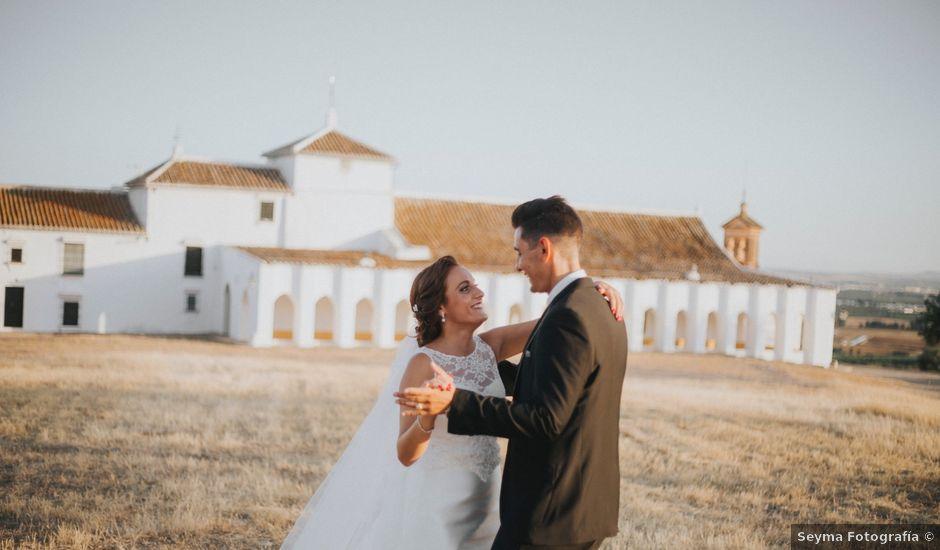 La boda de Jose Antonio y Rocio en Lora Del Rio, Sevilla