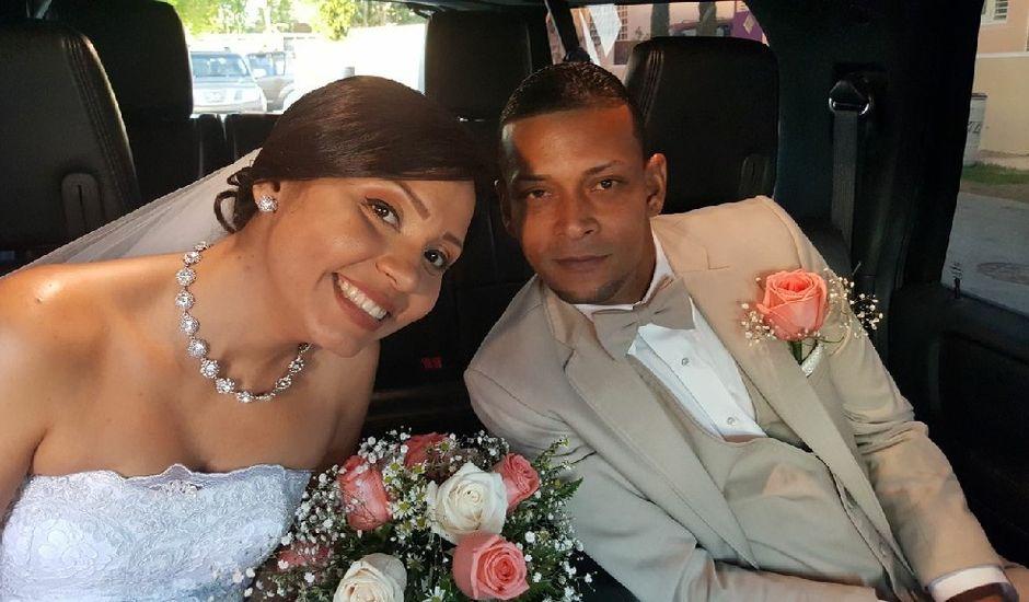 La boda de Henry  y Jennifer en Puerto Rico, Las Palmas