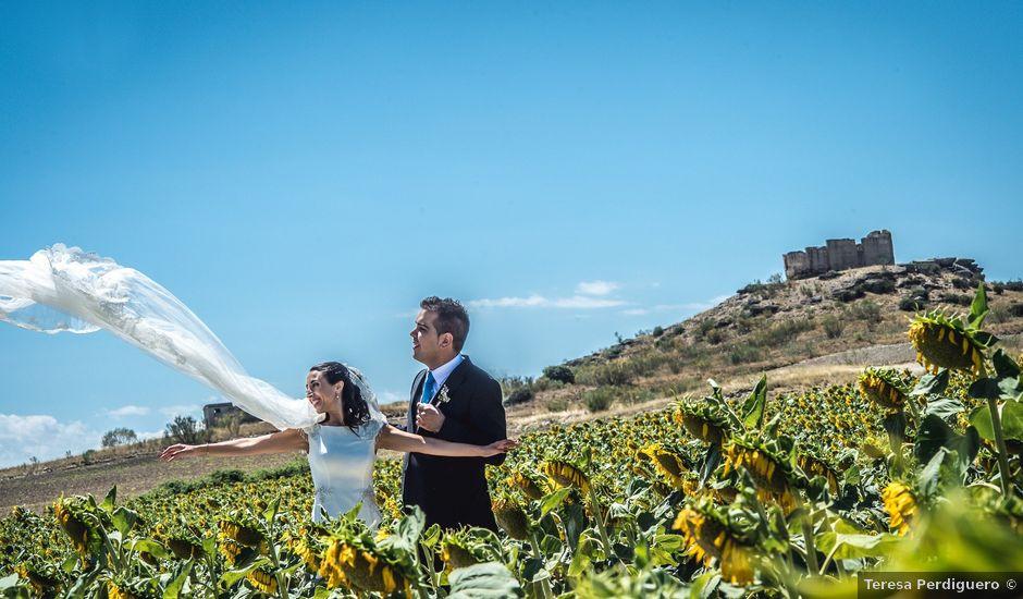 La boda de Miguel Ángel y Verónica en Sotosalbos, Segovia