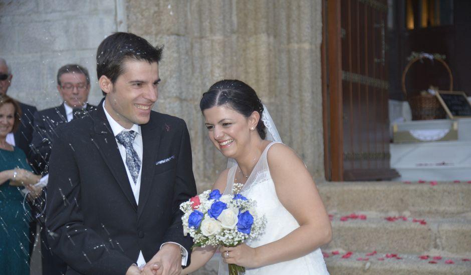 La boda de José Manuel y Adela M. en Barcarrota, Badajoz