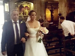 La boda de Vanessa  y Alejandro  1