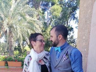 La boda de Albert y Ana 3